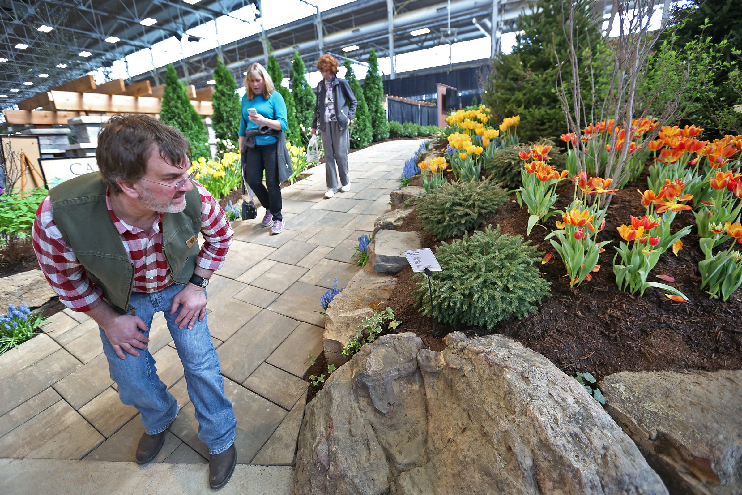 Gallery Of Indiana Flower And Patio Show