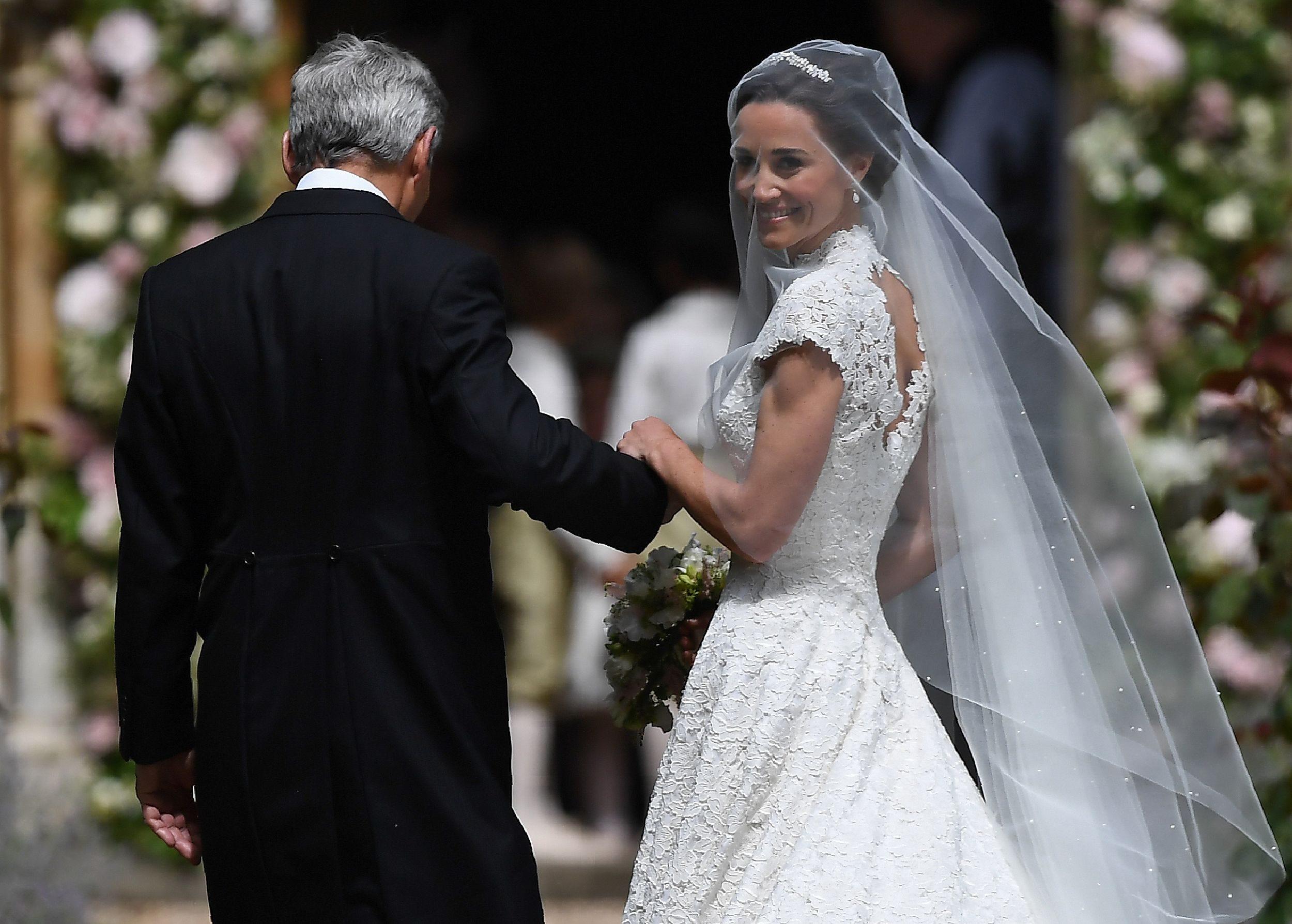 David's Bridal Pippa Dress