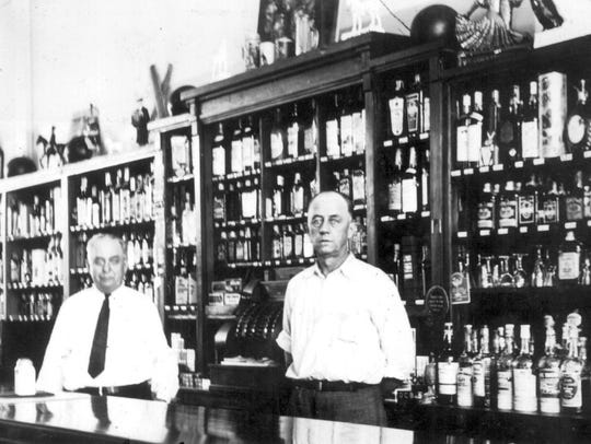Dirr's Pool Parlor and Bar with David and Charles Dirr