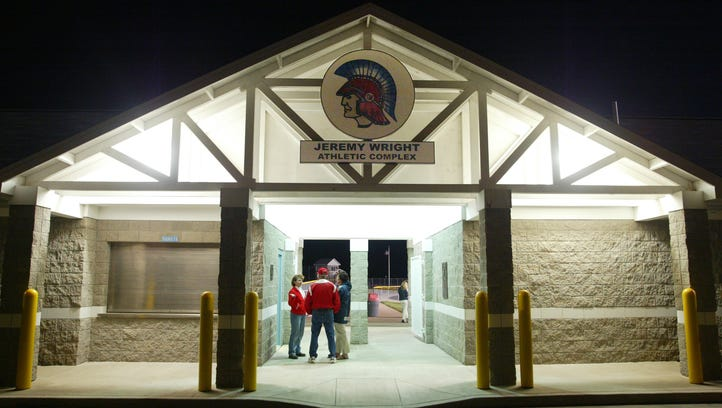Southwestern High School's changed athletic complex