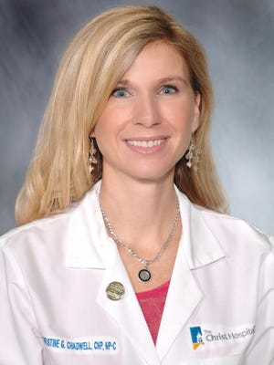 Christine Greiser Chadwell joins The Christ Hospital Health Network as director of Advanced Practice Providers.