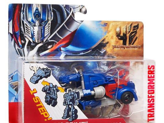 Optimus pack