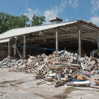 Demolition begins as private donation speeds up Village Arts Factory project
