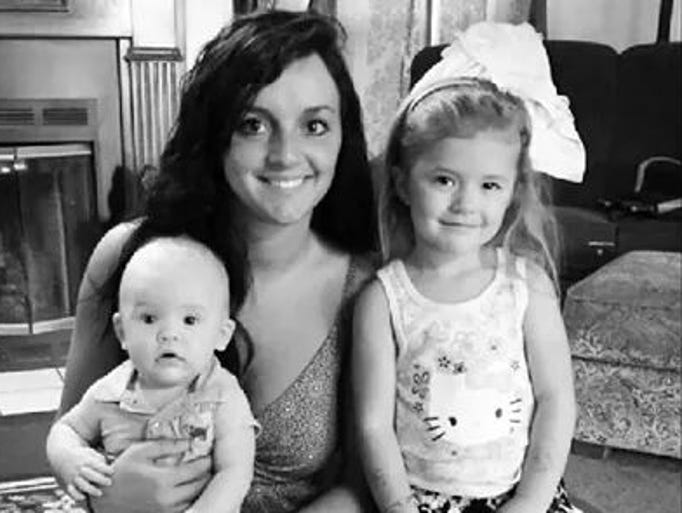 Our Mom of the Day for September 17, 2014 is Heather O'Quinn. Heather is the mother of 2 and was nominated by her sister, Elizabeth. Elizabeth tells us that Heather is a hardworking mom who will stop at nothing to provide for her children.
