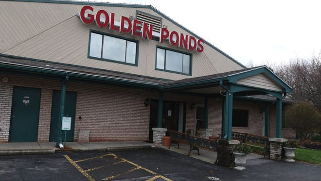 Golden Ponds Restaurant and Party House is at 500 Long Pond Road in Greece.