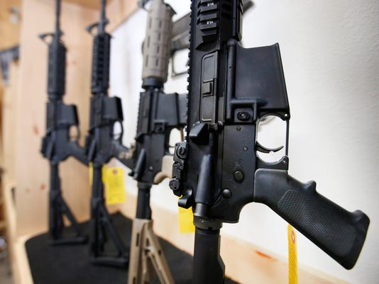 Sale Of Automatic Weapons Comes Under Scrutiny After Orlando Shootings