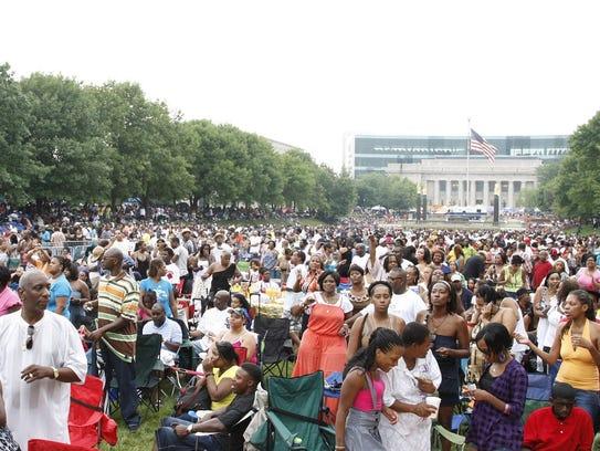 Indiana Black Expo's Summer Celebration free concert