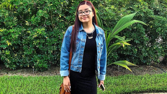 Authorities found Barbara Betancourt, 16, dead on Thursday, Sept. 12, 2019, in an apartment in Palm Springs. Village police originally said it appeared she died from an accidental, self-inflicted shooting, but their investigation remained open in February 2020. Barbara's parents, Eva Monica Miranda and Ubaldo Betancourt, are skeptical of that explanation and that they still are seeking answers to how their daughter died.