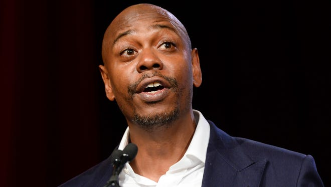Dave Chappelle in July 2015.