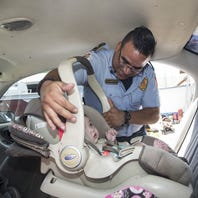 Used car seats from Arizona saving lives in Mexico