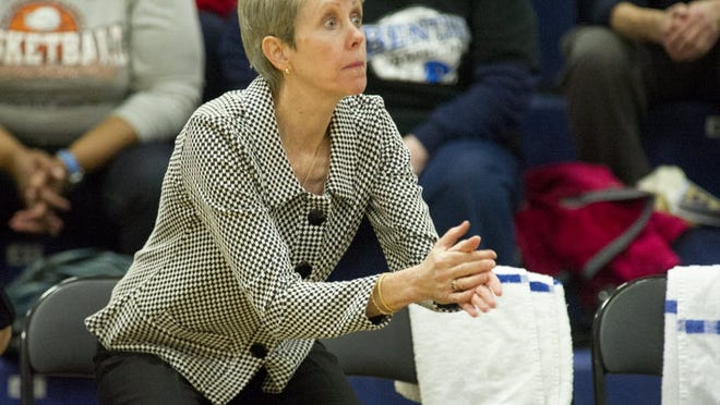 Hall of Fame coach Barbara Stevens, a Southbridge native, announced her retirement on Tuesday.