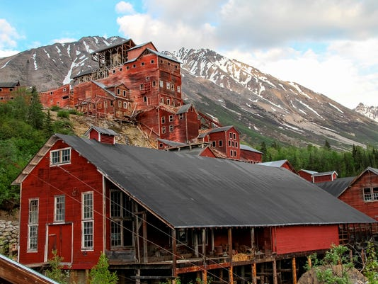 10 great ghost towns, from Old West to modern Michigan