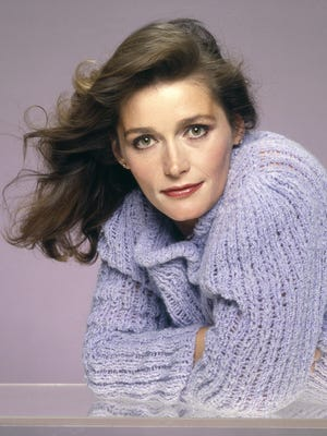 """Actress Margot Kidder, who starred as Lois Lane in the """"Superman"""" film franchise of the late 1970s and early 1980s, poses for a portrait in 1985 in Los Angeles."""