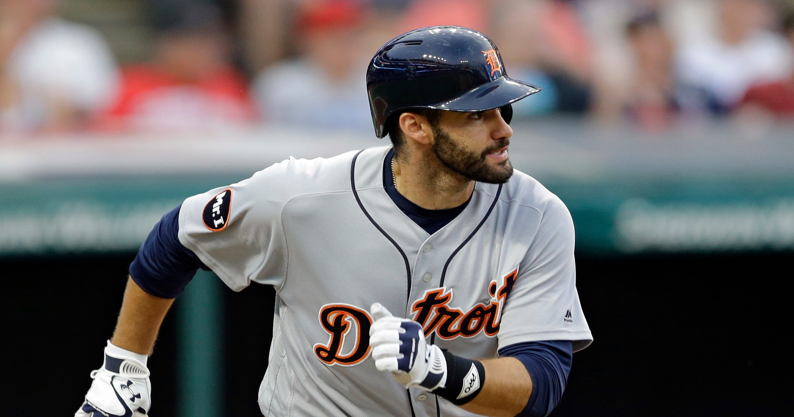Detroit Tigers  very happy  with return package in J.D. Martinez trade dfd8e443008
