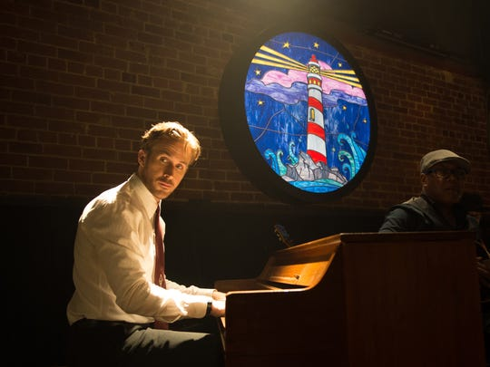 Ryan Gosling is the romantic jazz man of 'La La Land.'