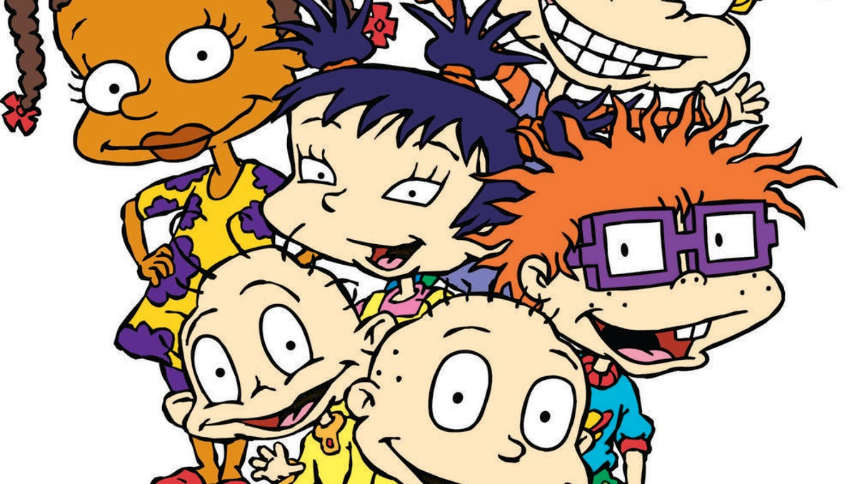 Rugrats Return With New Nickelodeon