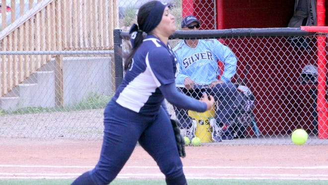Margarita McDonald pitched her way to a state championship and earned Class 4A All-State first team honors.
