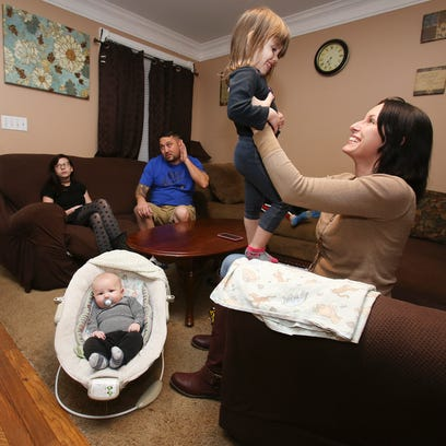 Ky. has twice U.S. rate of drug-dependent babies