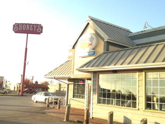Reader asks: Why is Shoney's sign still there when