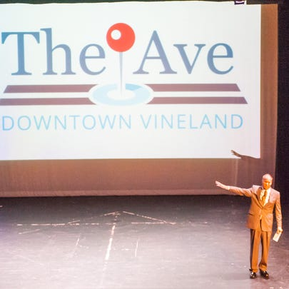 Russell Swanson, executive director of the Vineland