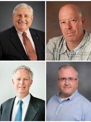 Richard Kania, Craig Futterman, Michael Haddad, Philip