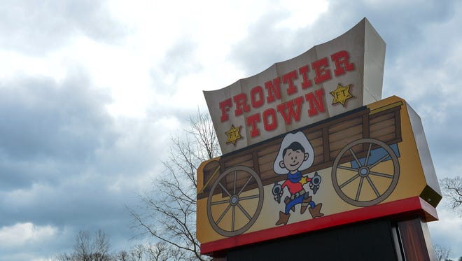 Frontier Town Campground located on 611 in Berlin, Thursday, Feb. 16, 2017.