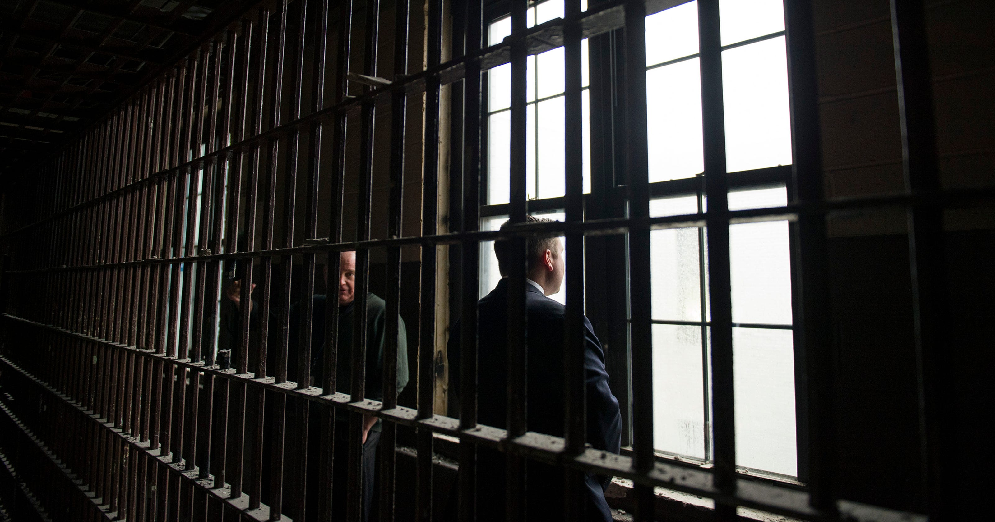Camden County NJ demolishes city hall jail that was hidden
