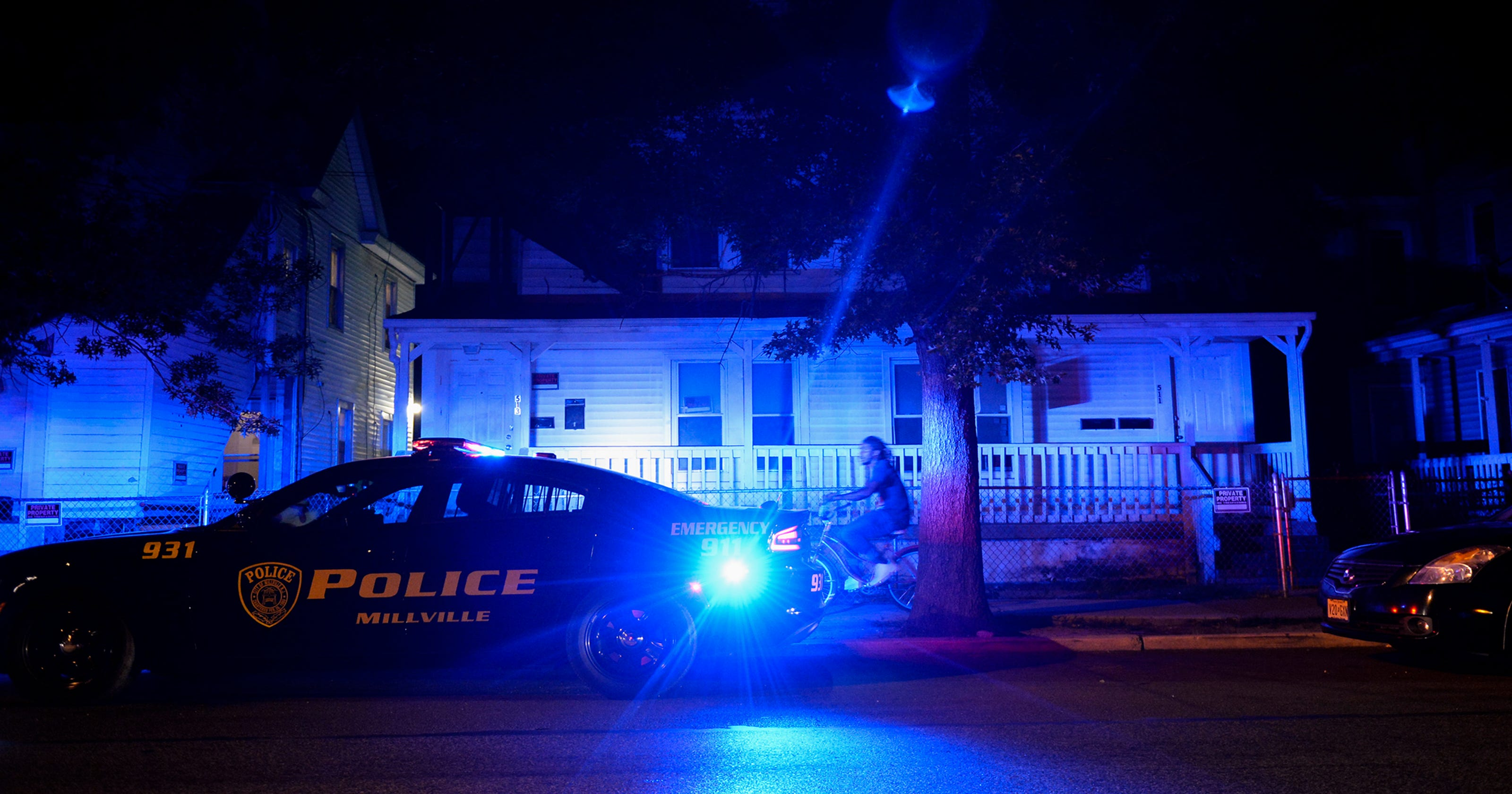 Millville Police investigating North Second Street shooting