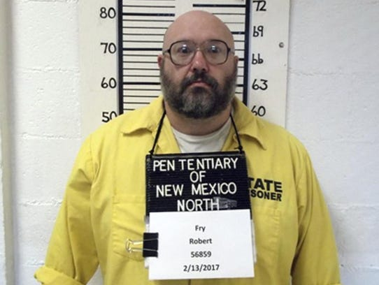 This Feb. 13, 2017 photo from the New Mexico Corrections