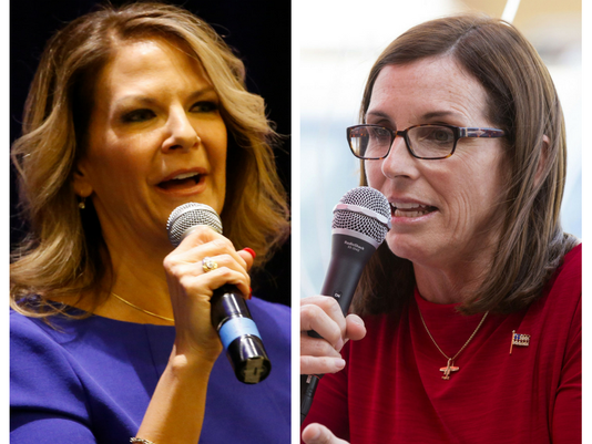 Kelli Ward and Martha McSally
