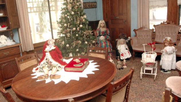 The Warkentin House Museum in Newton will once again be part of the Five Places of Christmas.