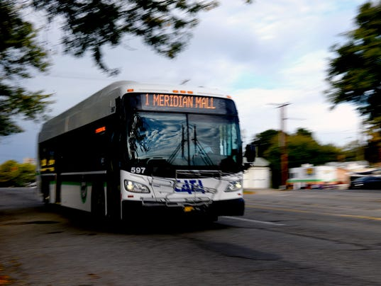R Cata Bus CATA rolls out alterna...