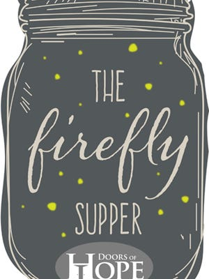 A Firefly Supper is set for Oct. 22. Proceeds benefit Doors of Hope.