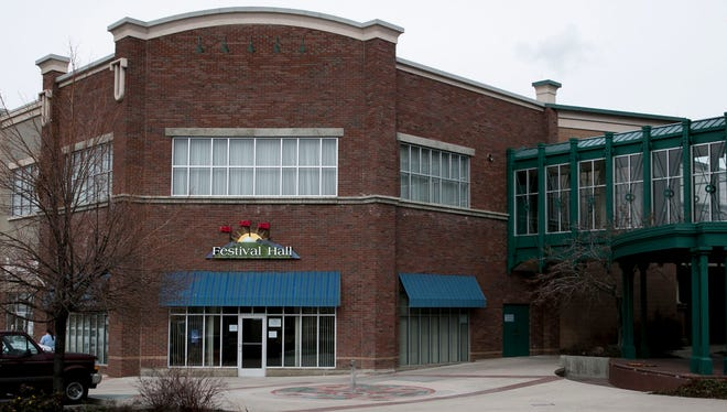 The Cedar City Council will be considering some proposed changes in the recreation, arts, and parks or RAP tax on Wednesday. Cedar City Festival Hall, also known as Heritage Center. One such project identified by the city as a candidate for the RAP Tax proposal is the Heritage Center carpet and paint.