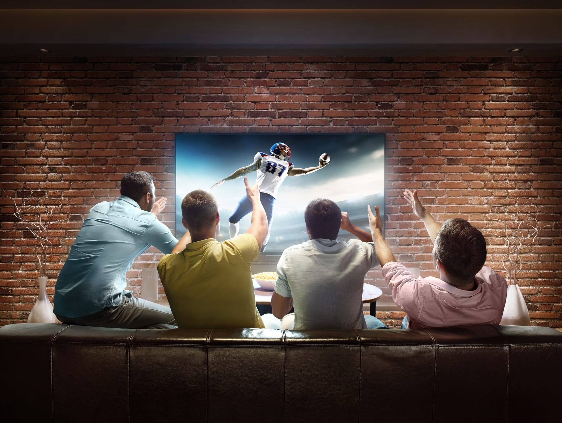 Impress your friends on February 4th with your brand new smart TV! Enter to win 12/26-1/21.