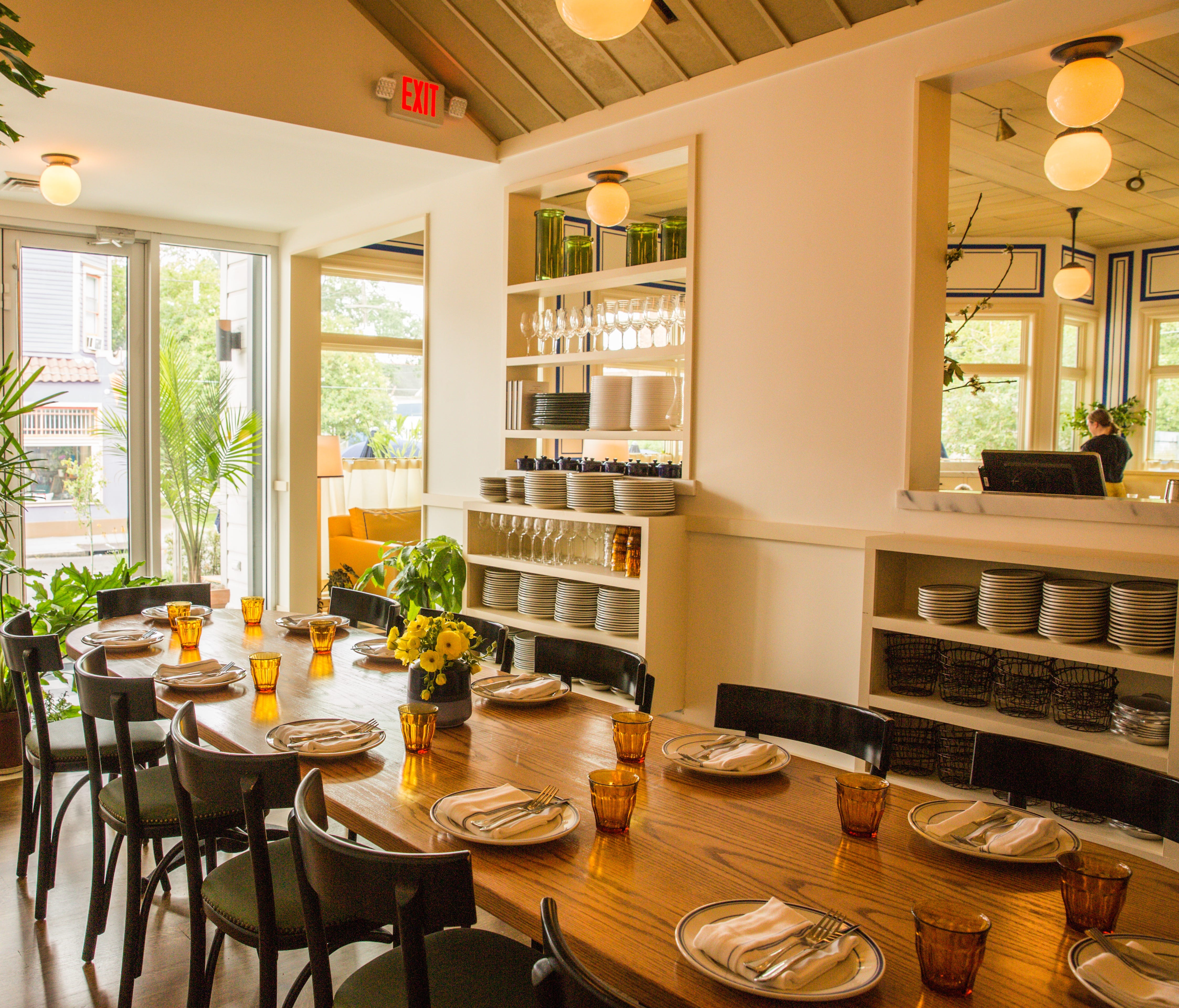 Saba opened in Uptown New Orleans on May 4.