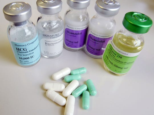 In 2006, a survey showed that about 70 percent of steroid users gained weight despite trying to exercise and diet.