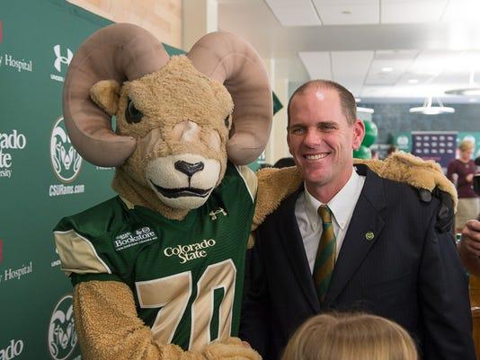 Mike Bobo comes to Colorado State University