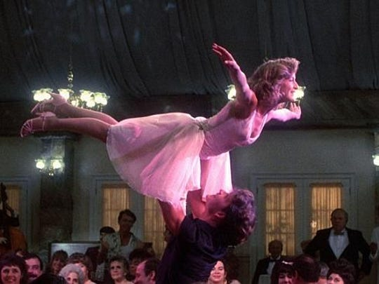 Fly high this Valentine's Day with The Dirty Dancing lift.