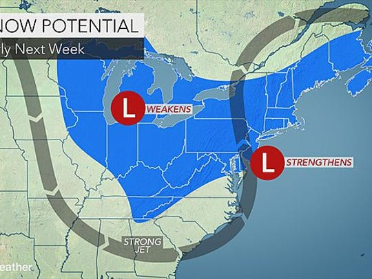 York County will see sun on Saturday.