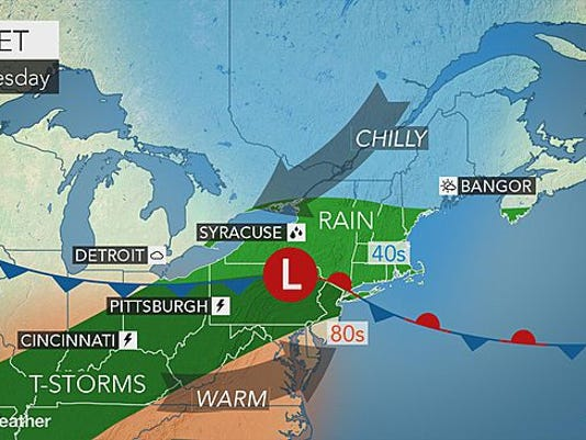 Accuweather map 4-26-16