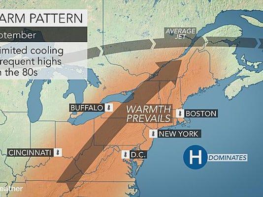 weather Aug. 26, 27, 28