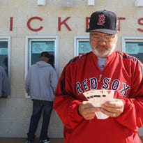 Red Sox Spring Training tickets go on sale