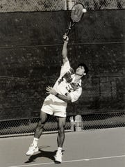 ASU's Sargis Sargisian won the NCAA men's tennis singles championship in 1995 and was national Player of the Year.