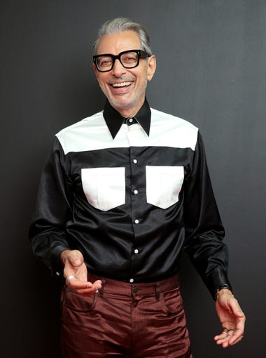 Jeff Goldblum: Oct. 22, 1952.