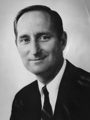 William J. Keating, during his first run for Congress in 1970. He noted at the time he had an unusual distinction as a politician, in that he never had to face off against an incumbent.