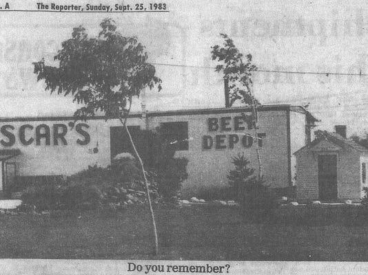 Oscar's Beer Depot news clippin