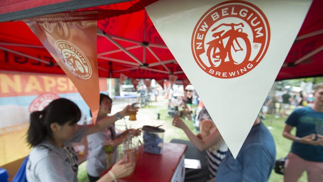 New Belgium Brewing announced it will release a seasonal IPA and an aged saison in April.