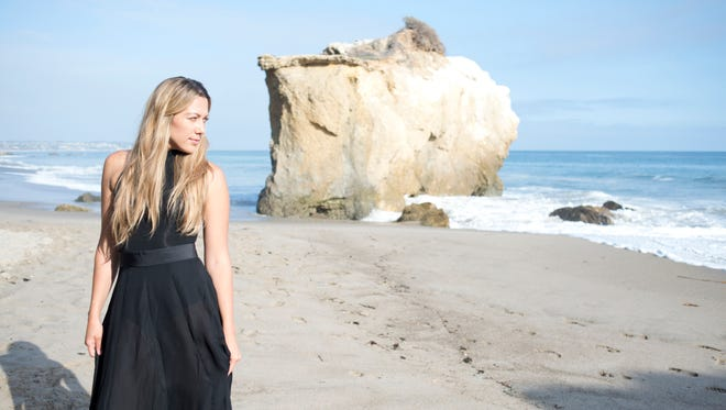 Folk-pop singer-songwriter Colbie Caillat will perform March 24 at Tuacahn Amphitheatre in Ivins City.