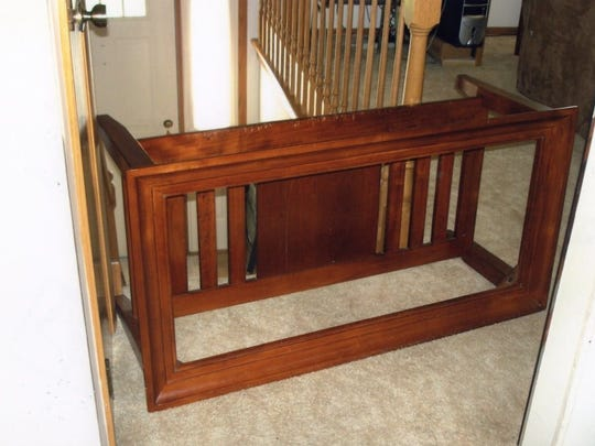 """The """"baby gate."""""""